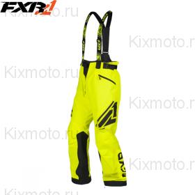 Полукомбинезон FXR Сlutch FX - Hi-Vis мод. 2019