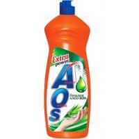 Бальзам для мытья посуды AOS Extra Power Алоэ Вера 900мл
