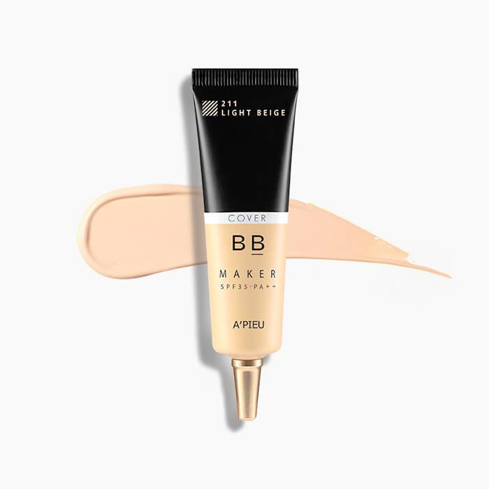 ВВ крем A'Pieu BB Maker Cover  крем  эффектом маскировки недостатков кожи лица