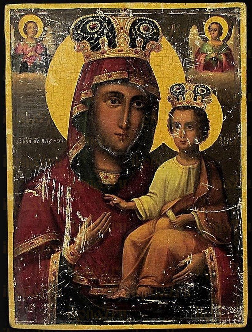 Икона Пресвятой Богородицы Нямецкая