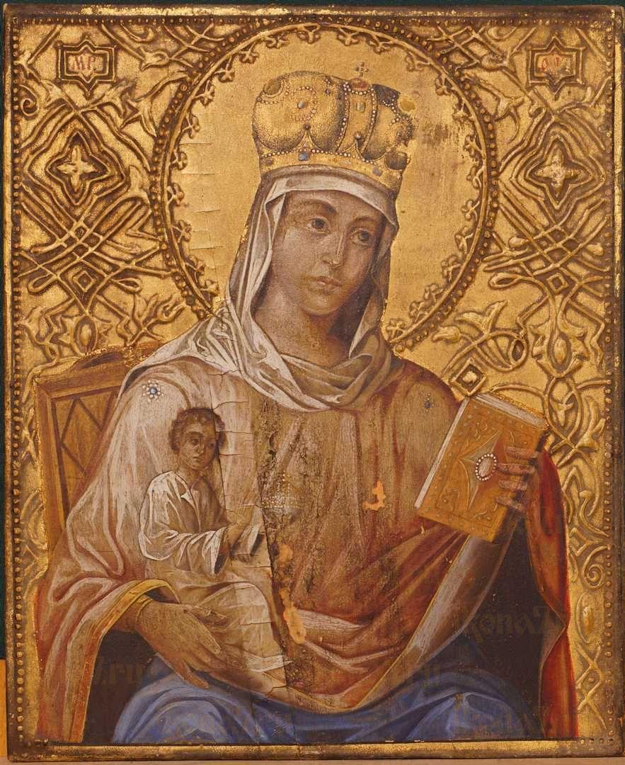 Икона Пресвятой Богородицы Михайловская