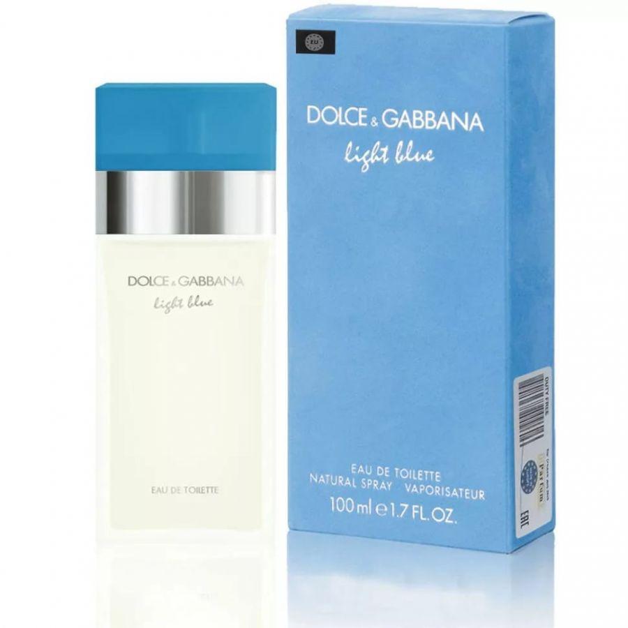 DOLCE GABBANA - LIGHT BLUE