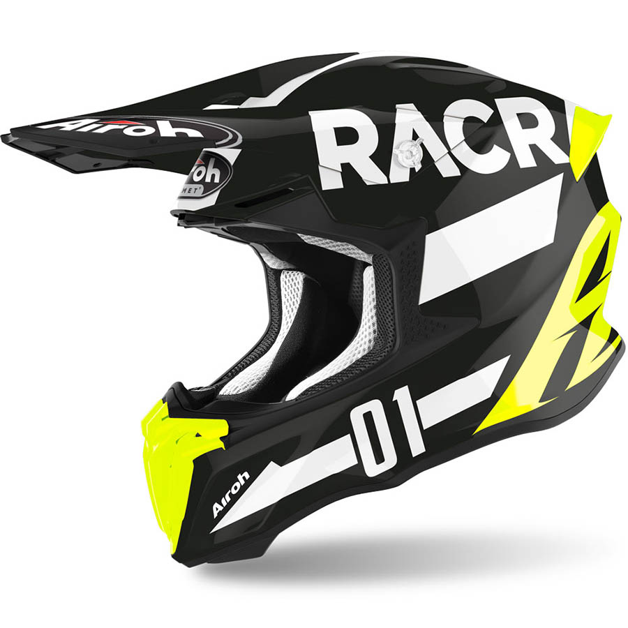 Airoh Twist 2.0 Racr шлем внедорожный