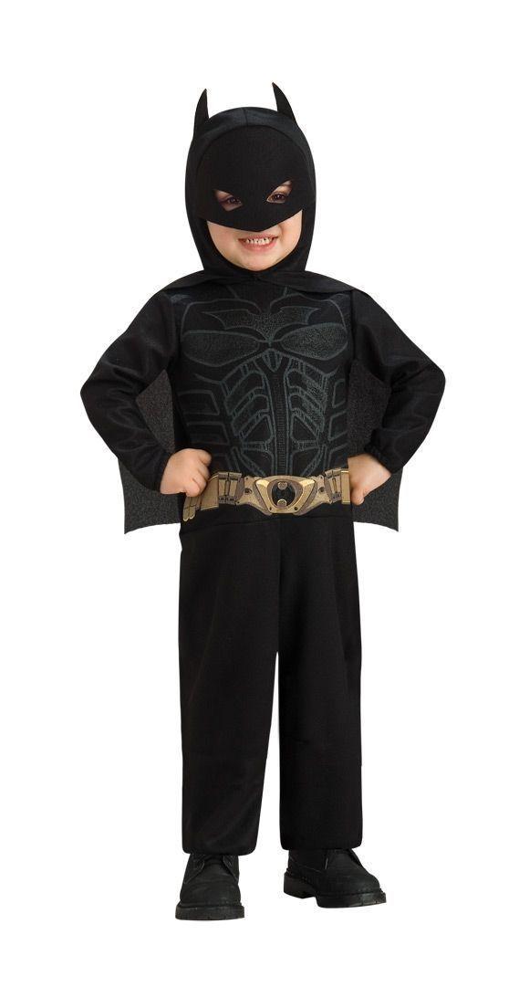 Детский костюм мужественного Бетмена