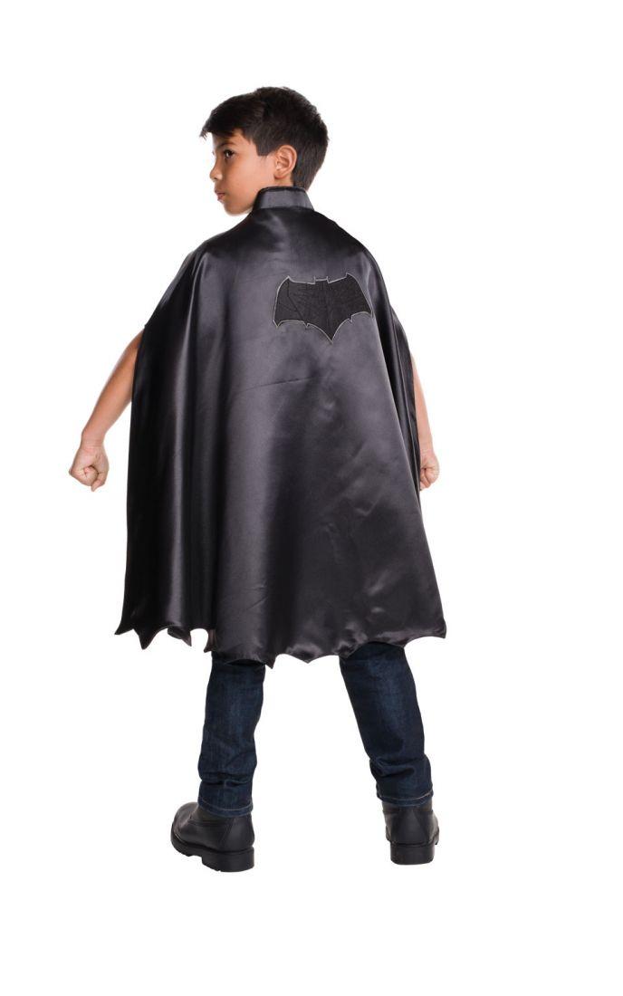 Плащ Бэтмена детский