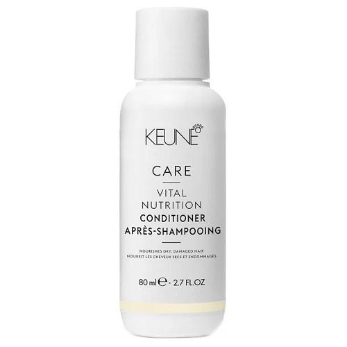 Keune Кондиционер Основное питание/ CARE Vital Nutrition Conditioner, 80 мл.