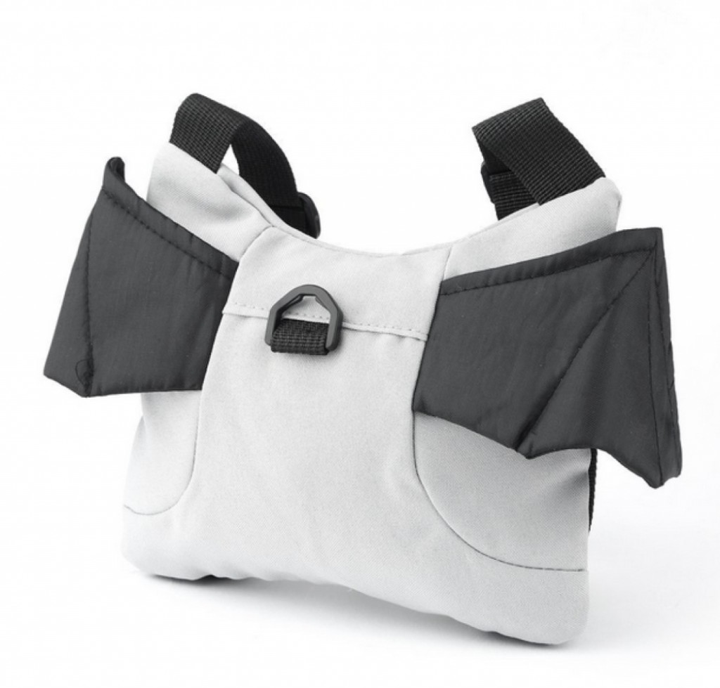 Страховочная шлейка для ребенка Kid Keeper Safety Harness. Вид Летучая мышь