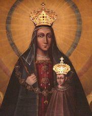 Икона Пресвятой Богородицы Коденская
