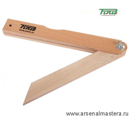 Малка деревянная 300 мм PINIE 40-3