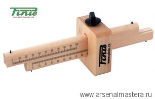 Рейсмус деревянный с одним фиксатором 210х65х75 мм PINIE 41-1