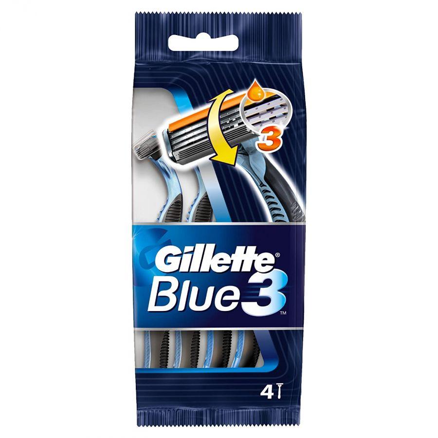 Gillette Blue 3 Simple (4шт)