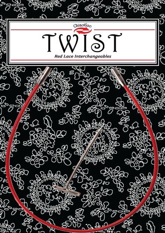 Красные лески для съемных спиц Twist Mini (M)