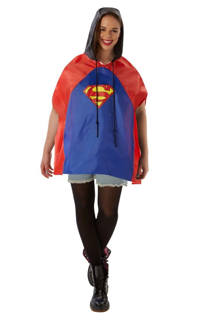Плащ-накидка Супермен