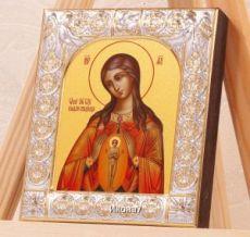Икона Помощница в родах (9х10,5см)