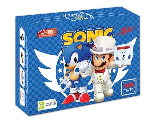 Sega Super Drive Sonic Mega Mix (105-in-1)
