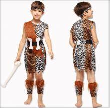 Детский карнавальный костюм дикаря для мальчика