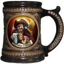 Пивная кружка «Удача с нами»