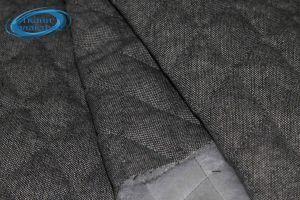 Стежка образец Стеганная костюмная ткань