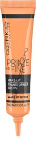 Catrice - Капли для коррекции тональной основы Prime And Fine Make Up Transformer Drops Wake Up Effeсt