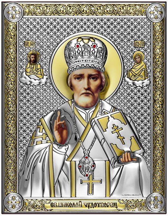 Икона Николай Угодник (Италия)