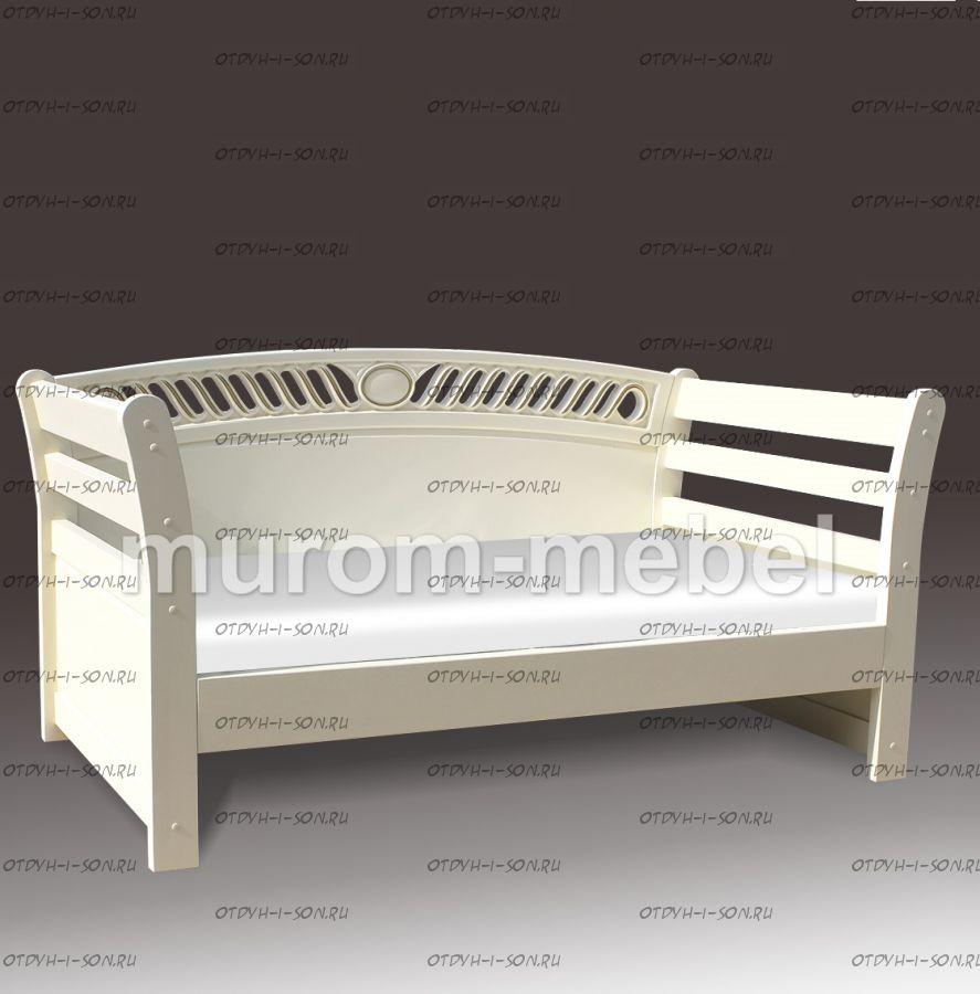 Кровать Верона элит (без ящиков)