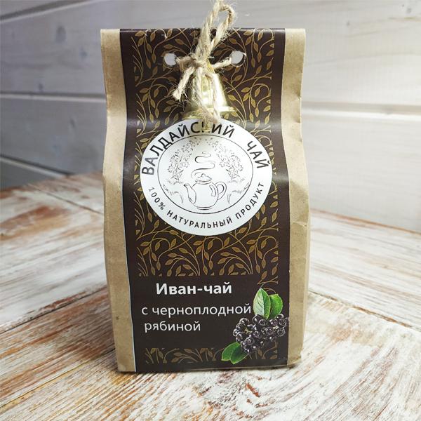 Иван-чай с черноплодной рябиной ферментированный