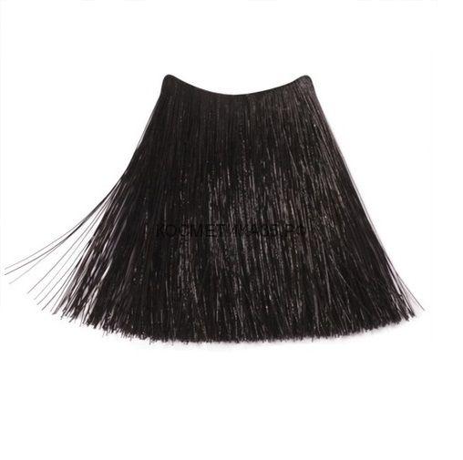 Краситель стойкий  для волос без аммиака 3.0  Темно-коричневый 100 мл. VELVET COLOUR