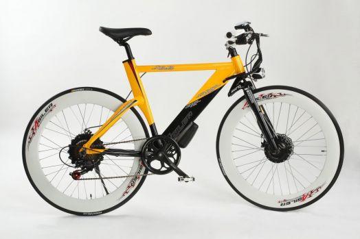 Электровелосипед Elbike TRACK