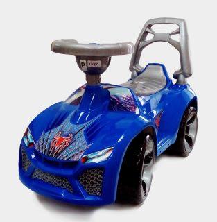 Машина-каталка Ламбо Bluy Sky музыкальный руль
