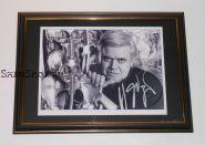 """Автограф: Ханс Руди Гигер. """"Чужой"""". Оригинал. Редкость."""