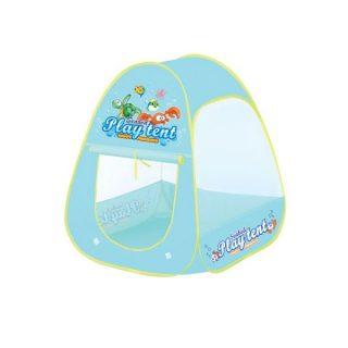 Палатка игровая Голубая лагуна, сумка на молнии