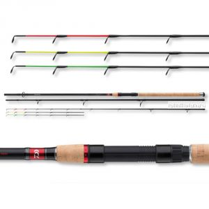 Фидерное удилище Daiwa Ninja-X Feeder  390MH 3,9м/тест 40-120гр