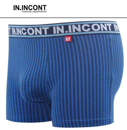 Мужские трусы боксеры  IN.INCONT  INC8021