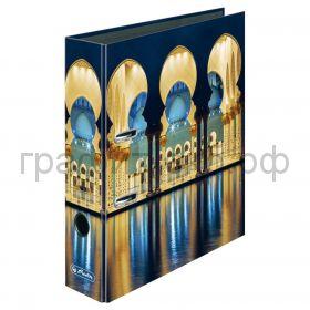 Файл А4 8см Orient Mosque Herlitz 50013401