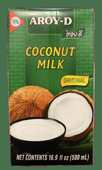 Кокосовое молоко AROY - D, 0.5л.