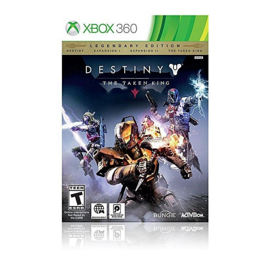 Игра Destiny: The Taken King. Legendary Edition (Xbox 360)