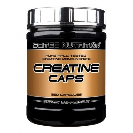 Scitec Nutrition - Creatine 250 капс