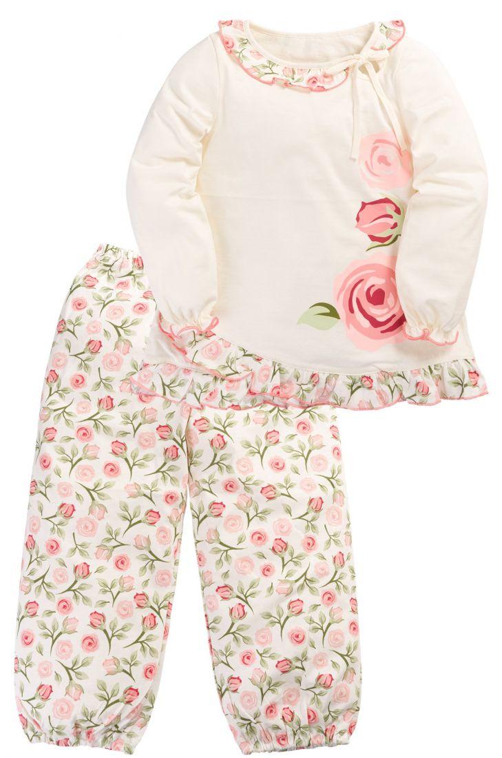 Пижама для девочки Розы