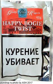 Табак трубочный Gawith & Hoggarth - Happy Bogie Twist (40 гр.)