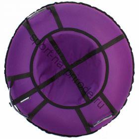 Тюбинг Hubster Хайп фиолетовый 80 см