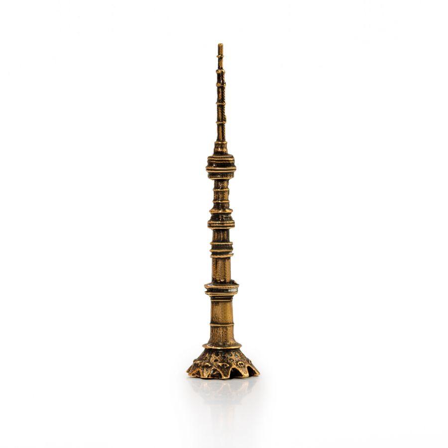 Башня Останкино 57мм