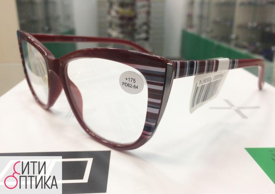 Готовые очки  Boshi 87106