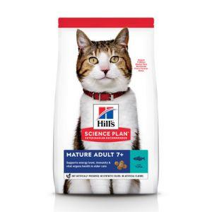 Hill's Feline SP Mature Adult 7+ Active Longevity Tuna