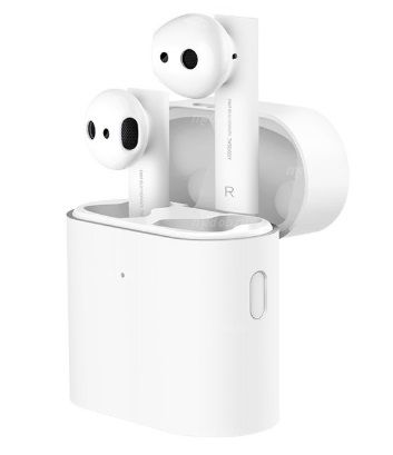 Беспроводные наушники Xiaomi Mi AirDots Pro 2 (Air2 Mi True Wireless Earphones) (TWSEJ02JY)