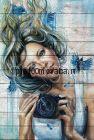 80015 Картина на досках серия ART