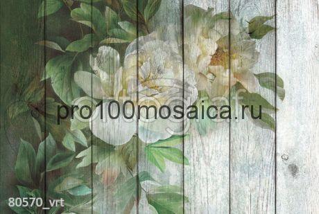 80570 Картина на досках серия FLOWER DREAM