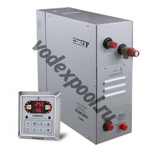 Парогенератор Coasts KSB-150 15 кВт 380v с выносным пультом KS-300