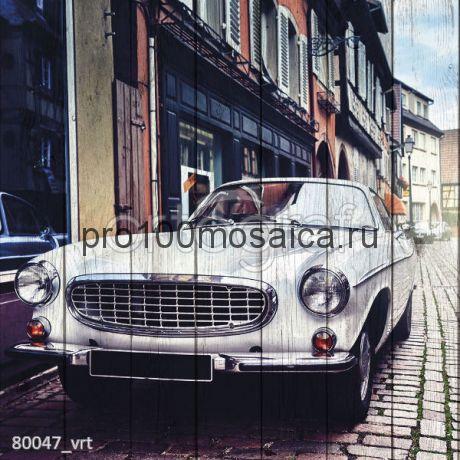 80047 Картина на досках серия RETRO