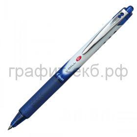 Ручка гелевая Pilot BLRT-VB5-B V-Ball автоматическая синяя
