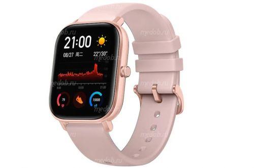 Часы Amazfit GTS Rose Pink (розовый)
